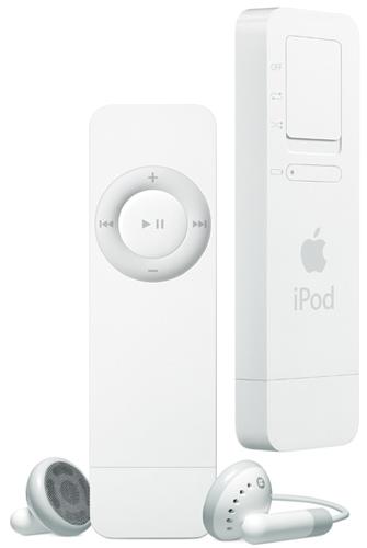 iPad shuffle 第一代