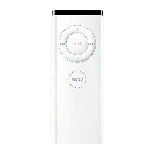 第一代 Apple TV Remote - 2005年