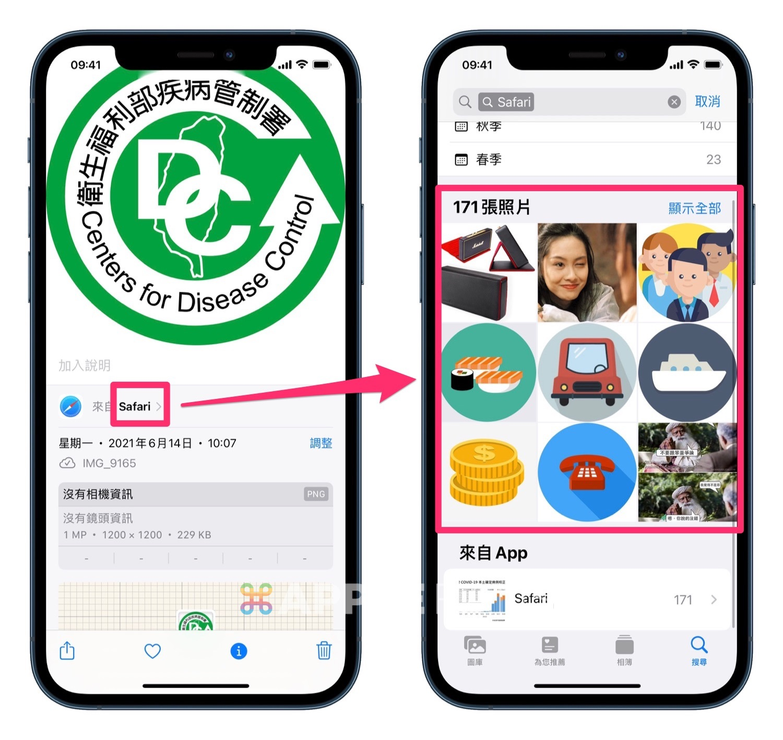 iOS 15 功能