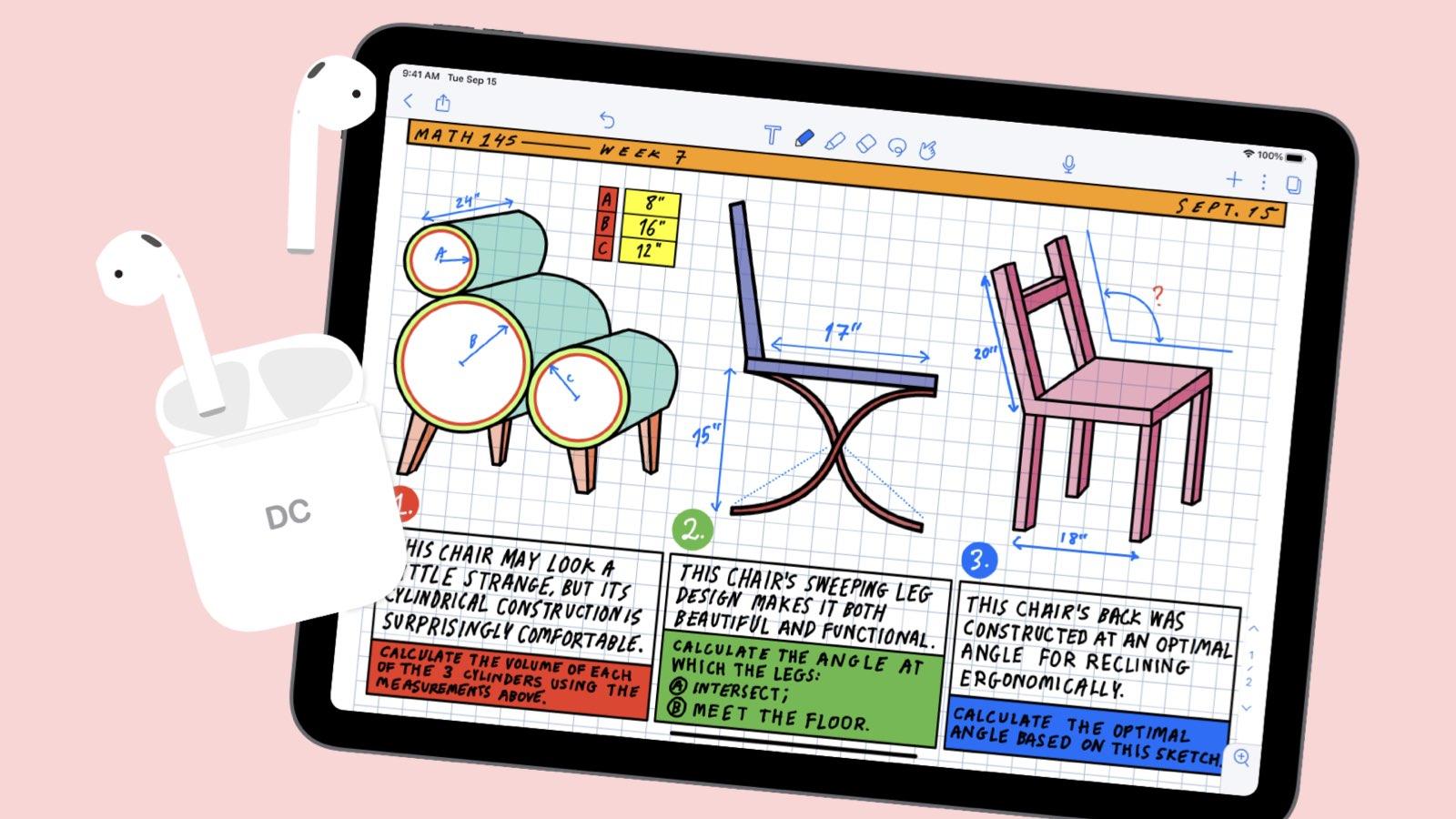 Back to school 2021-iPad Air