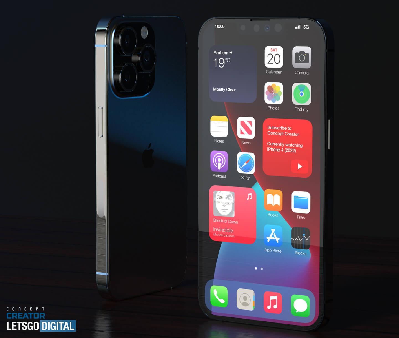 iPhone 13 Pro 螢幕